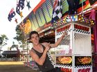 SHOW TIME: Derek Woodward from Nitro Dodgem Cars is encouraging Bundaberg locals to visit the show. Photo: Mike Knott / NewsMail