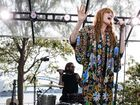 FLORENCE + the Machine gave an intimate performance for a sick teenager in a Texas hospice.
