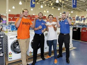 Local business aims to help Orange Sky Laundry