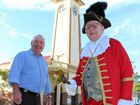 HEAR ye, hear ye! Sandgate now has an official town crier after Fred Krebs was endorsed by the Sandgate and Districts Chamber of Commerce.