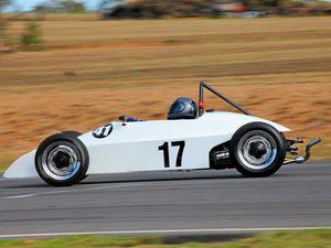 Super Sprints return to Southern Downs raceway