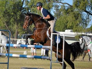 The highs and lows of showjumping