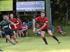 WOLLONGBAR-Alstonville five-eighth named in the starting side of the country squad's first game of the representative rugby union season.