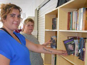 Warwick bookworms mark Lifeline Bookfest as a must