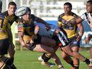 Sunshine Coast Falcons against Souths Logan.