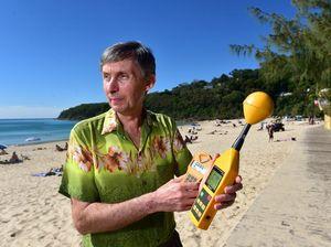 Radiation tour of the Sunshine Coast