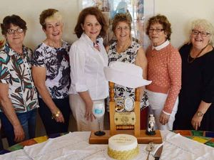 Nurses reflect about training in Rockhampton 50 years ago
