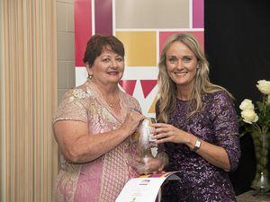 Robyn wows judges at GWIB awards