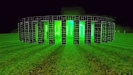 Splendour's own 21st Century Stonehenge will grace North Byron Parklands this year.