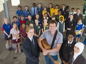 18 Darling Downs schools unite in song and dance