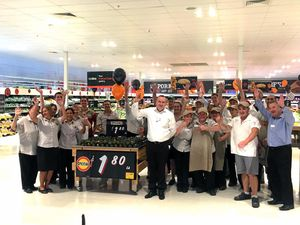 New look Tweed store boost for jobs