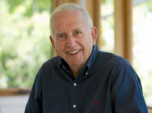 Searching for meaning in Byron Bay with Hugh Mackay