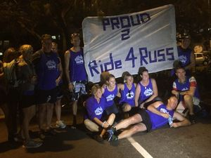 Ride for Russ raises more than $10,000