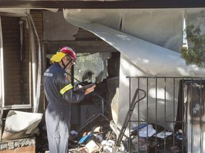Neighbours hailed as heroes after house fire