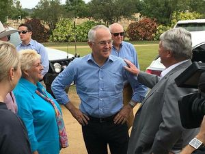 TURNBULL IN ROCKHAMPTON: CQ's $1b a year economic boost