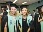 AS parents and loved ones fiddled with their programs it was clear they were just as nervous as the latest graduates of CQUniversity students.