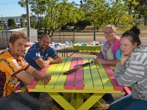 Jobseekers give back to Gatton
