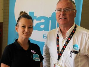 New careers on track with Gympie expo