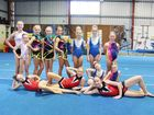 The Emerald Gymnastics Club's ACRO group took part in the Central Queensland ACRO qualifier two in Emerald.