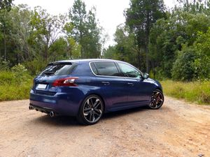 Peugeot 308 GTi 270 and 250 road test and review