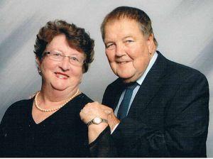Rockhampton couple cherishes 50 years