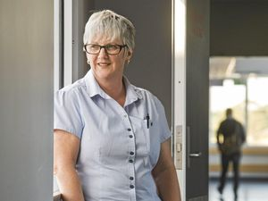 CARING PROFESSION: Jo Hiscock talks about the kind nature of nurses and how it is a rewarding career.