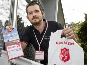 Dig deep to help your mates for the Red Shield Appeal