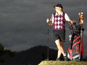Fruit-picking golfer targets Europe