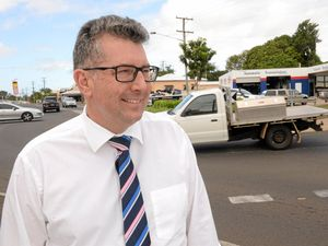 NO PROMISES: Keith Pitt says he never broke any promises over the proposed Burrum River bridge, because he never made any.