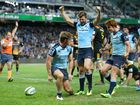 It may have been a case of too little too late for the Waratahs.