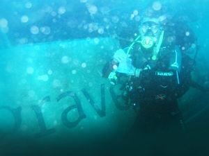 WATCH: Divers discover Spirit of 1770 underwater wreck