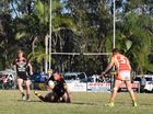 Group 2 rugby league - Sawtell v Coffs Harbour at Rex Hardaker Oval. 29 May 2016. Photo: Brad Greenshields/Coffs Coast Advocate