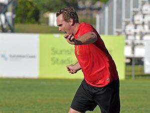 Brownlie keen to kick-on