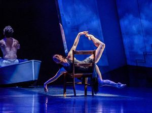 When Time Stops: a spectacle of time manifested in dance
