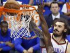 Oklahoma City Thunder facing 'world of pain'