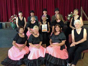 Palmwoods Singers stroll memory lane