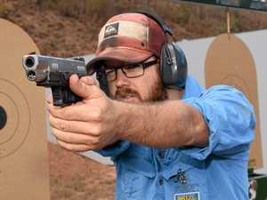 Phillips' has his eye on target
