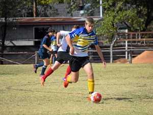 Dalby's soccer stars shine
