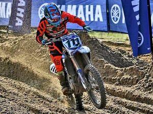 Kyogle rider injured in Aust motocross championship