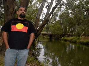 VICTORY: Ken Waterton will be celebrating on June 23 when he and Iman people are granted their Native Title claim over their core country around Taroom and Wandoan.