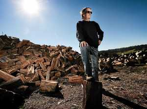 Firewood guy thinks climate change stacks up