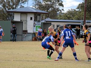 Ladies league loses against Tenterfield
