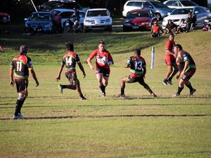 Mustangs rocket to top of NRRRL ladder: results