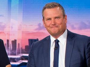 Tim Gilbert returns to Airlie with Today Show team