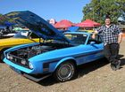 Near perfect weather, an amazing line-up of cars and a great crowd was how Lisa Noonan, principal of Prenzlau State School, described Saturday's Prenzlau Pride Car Show.