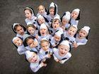 School 'waggers' enjoy howling success