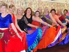 Learn to belly dance class, specifically catering for the senior ladies.