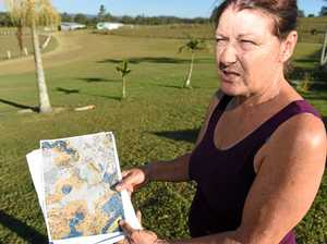 NOT HAPPY JEN: Jennifer Kellie is angry about her land falling under new vegetation laws.