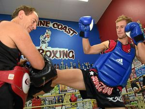 Boxers take to the ring for charity
