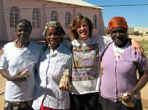 Vana making a big difference to children in Africa